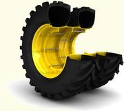 Реализуем колёсные диски и шины