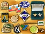 значки в Казани изготовление