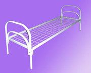 Армейские кровати,  кровати двухъярусные,  кровати для санатория оптом