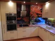 Кухни с пластиковыми фасадами в Самаре.