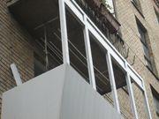 Балконы. Расширение лоджий.