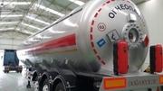 Продам газовоз полуприцеп цистерну DOGAN YILDIZ 57 м3