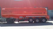 Продам бензовоз полуприцеп NURSAN 30 м3