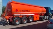 Продам цистерну бензовоз NURSAN 33 м3