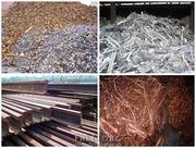 Покупаем  стружку цветных и черных металлов,  нержавеющей стали и т.п.
