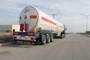 Газовая цистерна DOĞAN YILDIZ 65 м3