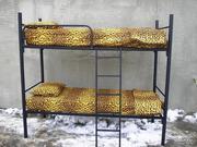 Кровати металлические с ДСП спинками для санаториев,  для больниц.