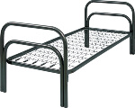Кровати металлические двухъярусные,  кровати для рабочих,  кровати опт.