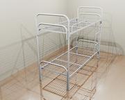 Кровати металлические двухъярусные,  кровати для рабочих,  оптом