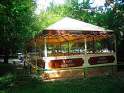 Пивные палатки,  палатки для кафе,  шатры,  навесы,  павильоны тентовые