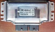 Контроллер мозги ЭБУ Микас-12 9867.3763 001-01 прошивка UE09001_01