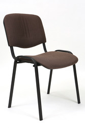стулья на металлокаркасе,   Офисные стулья ИЗО,  Стулья для руководителя