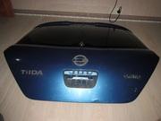Дверь задняя 5-я Nissan Tiida