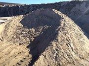 Песок 0-2 фракции с доставкой от 1 до 30т.