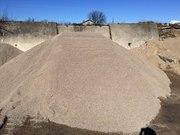 Песок 0-4 фракции мытый с доставкой от 1 тонны
