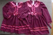 Продам платья (Киргизия). Р. 32 (5 лет). Р. 34 (6 лет). 100 руб. за шт