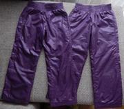 Продам утепленные брюки Demix. Р. 116 см. Подкладка флис.