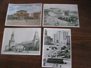 4 открытых письма. Москва 1946-1947 гг