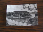 Открытка Нарва,  1970г. Вид на крепость