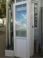 2300 (в) х 710 (ш) БУ дверь пвх №Д1302 и много разных