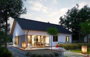 Типовые проекты домов и коттеджей любой сложности.