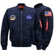куртка мужская pilot nasa