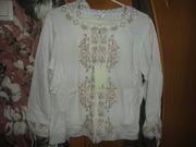 Блузка женская новая размер 44-48