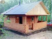 Строительство дома,  бани. От фундамента под ключ. Красноярск.272-94-80