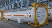 Танк-контейнер Т50 новый 52 м3 для СУГ (LPG)