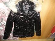 Курточка зимняя новая размер 44-52