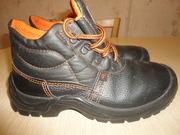 Спец.ботинки женские размер 38, 5