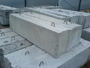 Блоки ФБС для ленточного фундамента с доставкой