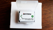Li-Ion аккумулятор Batmax NP-BX1 для Sony камер