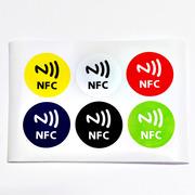 NFC наклейка NXP Mifare