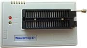 Программатор WizardProg-87+,  прошивка чипов(микросхем и контроллеров)